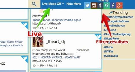 Hashtagr. Le moteur de recherche d'hashtags | Time to Learn | Scoop.it