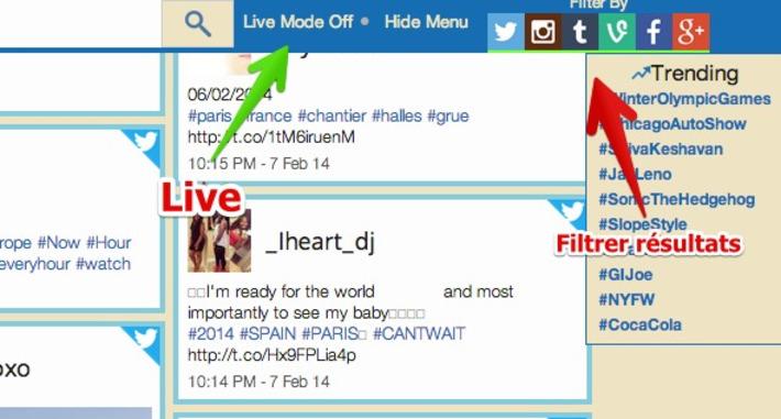 Hashtagr. Le moteur de recherche d'hashtags | TIC et TICE mais... en français | Scoop.it
