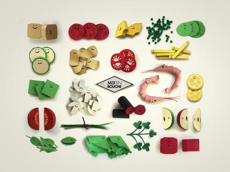 Mix en Bouche / Tabas | Design Graphique | arts graphiques | Scoop.it