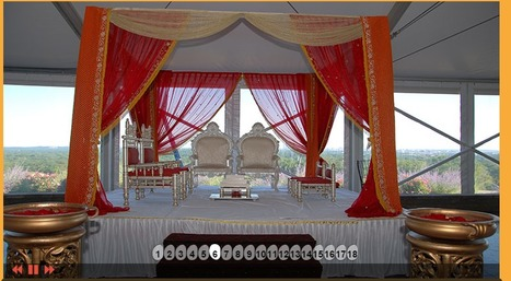 How to get the perfect wedding reception decoration? | Business | Scoop.it