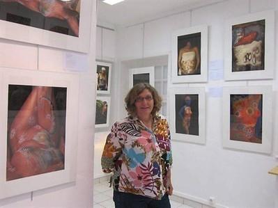 Les peintures corporelles s'exposent en photo , Le Relecq-Kerhuon 16/07/2012 - ouest-france.fr | Art & Graphisme | Scoop.it