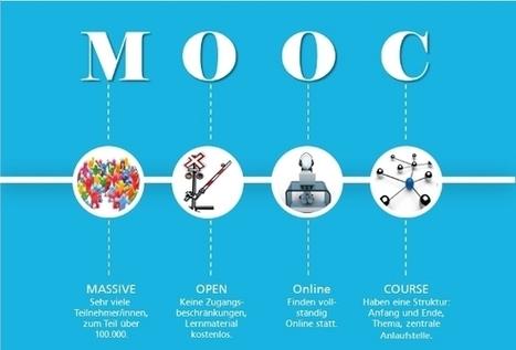 Was ist ein MOOC? | Neue Lernwelten | Massive OOC | Scoop.it