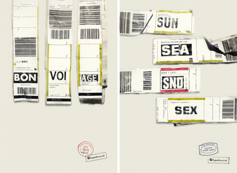 ogilvy & mather: IATA code campaign for expedia | Travelopedia | Scoop.it
