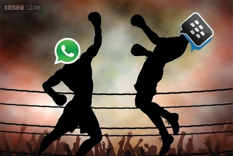 10 reasons why BBM for Android is overrated and can't beat WhatsApp any time ... - IBNLive   I Love Android   Scoop.it
