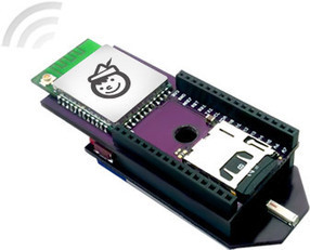 Pinoccio | Pinoccio is an open source, wireless hardware platform for makers. | Heron | Scoop.it