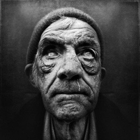 Portraits de sans-abri en noir et blanc - 2Tout2Rien | Soutien aux sans-abri | Scoop.it