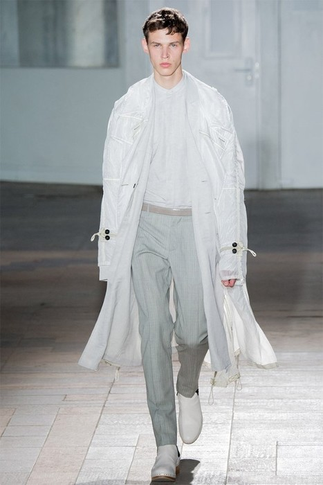 Maison Martin Margiela – Paris Collection Homme Printemps/Été 2015 | Menswear | Scoop.it