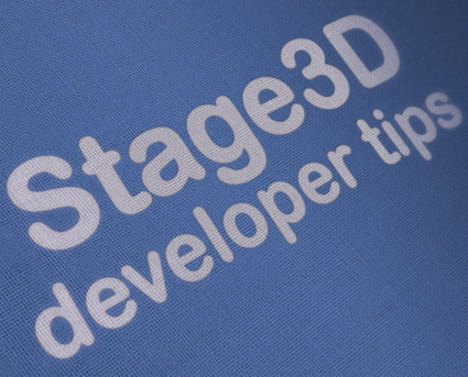 Flash Player 11 & Stage3d goodies round-up: [Lab]... | Everything about Flash | Scoop.it