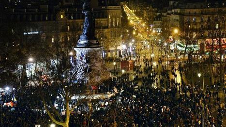 Marche républicaine : plus de 3,7 millions de personnes en France, plus grande mobilisation jamais recensée | Au hasard | Scoop.it