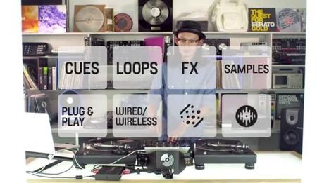Serato Remote — goodbye laptop leaning   DJing   Scoop.it