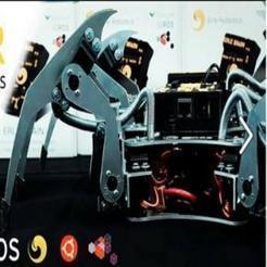 Primera araña robótica basada en Linux: Erle Spider | Maestr@s y redes de aprendizajes | Scoop.it