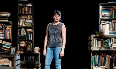 Quiet please: Clara Brennan's play Spine speaks up for libraries | Libraries in Demand | Scoop.it