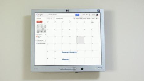 Mount A Raspberry Pi-Powered Google Calendar On Your Wall - Lifehacker Australia   Raspberry Pi   Scoop.it