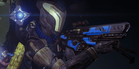Destiny PS4 Alpha Test Launches Today, Everyone Will Get Invites - Cinema Blend | GamingShed | Scoop.it