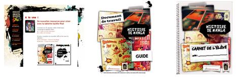 Histoire de MANGA : de la lecture à la création     Liseuses, ebook, lecture et education   Scoop.it
