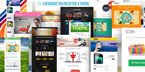 X - The Ultimate WordPress Theme : Themeforest - Wpdil | wordpress news,themes & tutorial | Scoop.it