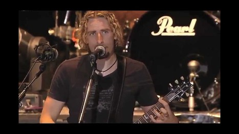 Nickelback -- How You Remind Me [[ Official Live Video ]] HD - YouTube | fitness, health,news&music | Scoop.it