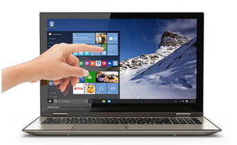 Toshiba Satellite Radius15 P50W-CBT2N02 Review - All Electric Review | Laptop Reviews | Scoop.it