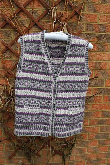 Contemplating Change: finished Fair Isle knitting | Fiber Arts | Scoop.it