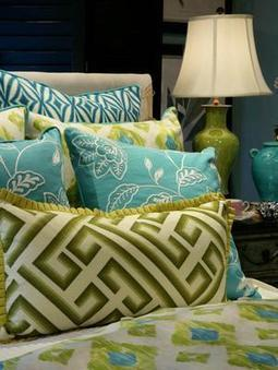 Home Style: Six hot looks in summer bedding - Lincoln Courier | bedding comforter sets | Scoop.it