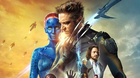 Get Your First Look at the '80s-Tastic X-Men In These 'Apocalypse' | Entertainment | Scoop.it