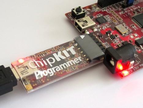 chipKIT PGM Programmer-Debugger   Open Source Hardware News   Scoop.it