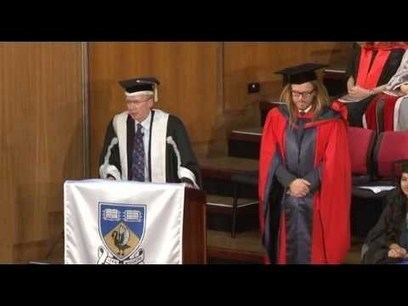 Tim Minchin Occasional Address and Honorary Degree of Doctor of Letters   Humanities   Scoop.it