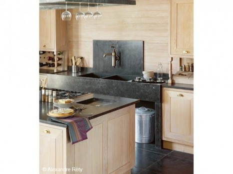 Comment personnaliser la crédence de ma cuisine ? | Communications PubliKCible | Aménagement et décoration | Scoop.it