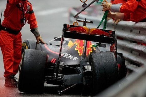 F1: Verstappen apologized to Red Bull for crash | F 1 | Scoop.it