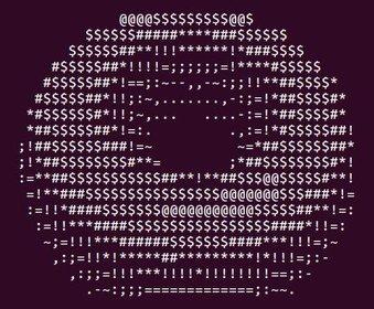 Tweet from @FastAtHome   ASCII Art   Scoop.it