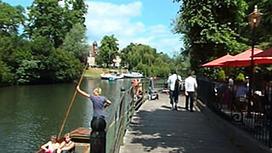 La Mimosa Cambridge - popular riverside Italian restaurant in Cambridge | Make FCE Easy! | Scoop.it