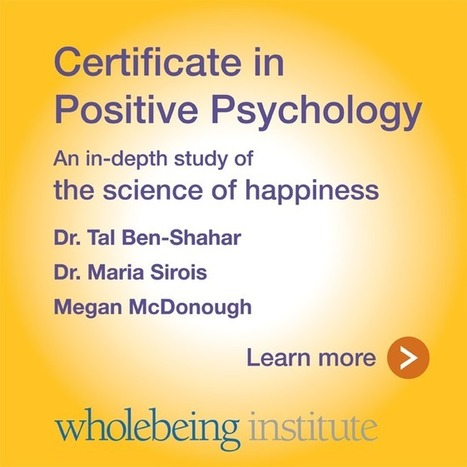 Wholebeing Institute » Your Best You: Crafting Positive Life Stories | Psicología Positiva, Felicidad y Bienestar. Positive Psychology,Happiness & Wellbeing | Scoop.it