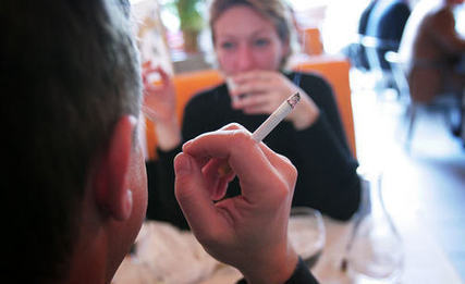 Jo passiivinen tupakointi suurentaa katkokävelyn riskiä - Iltalehti | Te 9.luokka | Scoop.it