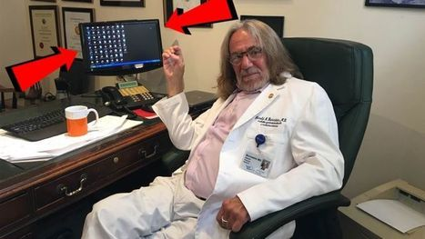 Trump's Weirdo Doctor Uses Windows XP, Which Could Be a Violation of HIPAA | News we like | Scoop.it