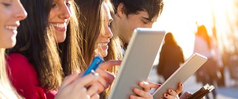 3 líneas maestras para conectar con los adolescentes de la Generación Z | Educacion, ecologia y TIC | Scoop.it