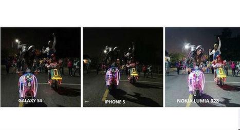 Comparatif qualité de photo entre un iPhone 5, Galaxy S4 et Nokia Lumia 928 - WeAreMobians | We Are Mobians | Scoop.it