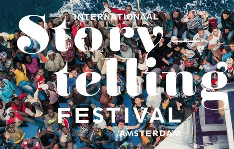 Storytelling Festival Amsterdam | The Impact of Storytelling | Scoop.it