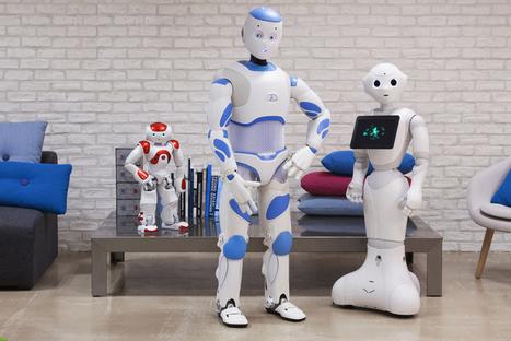 Un robot au service des personnes âgées ? | Seniors | Scoop.it