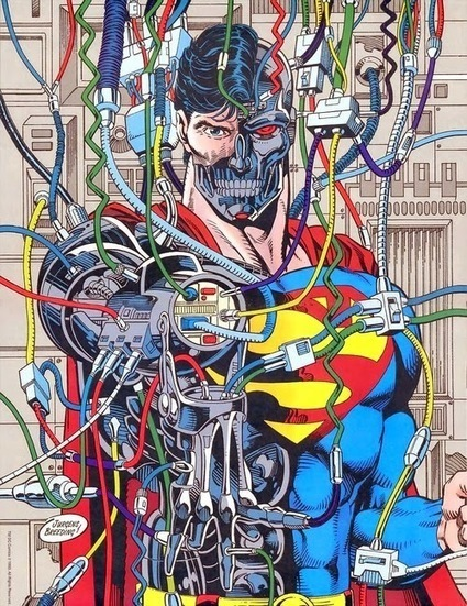 The Comic Book History Of Cyborg Superman - Bleeding Cool Comic Book, Movie, TV News | Journeys of the Sorcerer | Scoop.it