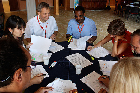 EN: Group Work in the Classroom: Types of Small Groups | LinguaCamp | Scoop.it