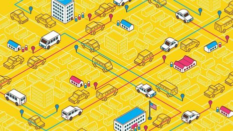Uber wants to take over public transit, one small town at a time | iNNOV8 | Scoop.it