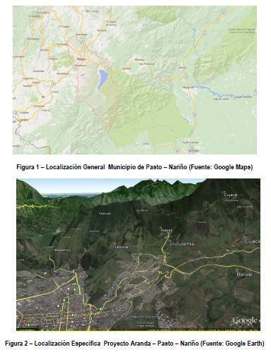 PAF-ATF-O-151-2015 #Convocatoria  @Findeter Construcción colector Aranda - Pasto, Nariño #AguaParaLaProsperidad   Regiones y territorios de Colombia   Scoop.it