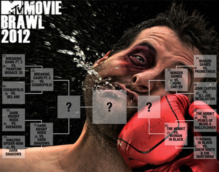 MTV Movie Brawl 2012: Elite Eight Begins! | Machinimania | Scoop.it