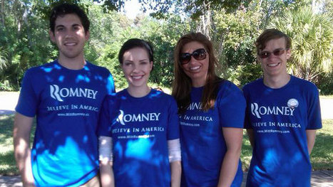 Earn A Free Romney T-Shirt Or A Signed Photo By Making 300 Calls | Dare To Be A Feminist | Scoop.it