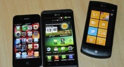 IOS, Android ou Windows ? - Yagg | Smartphone | Scoop.it