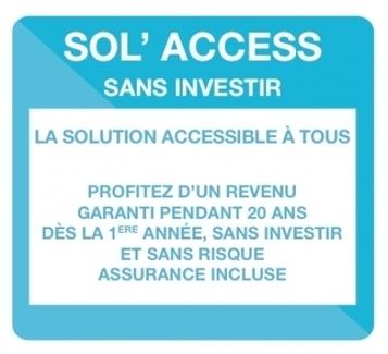 Brochure Solorea | Solorea- un nouveau regard sur le solaire | Scoop.it