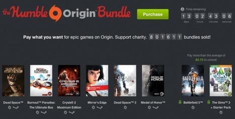 Humble Origin Bundle offers top EA titles: Dead Space 3, Battlefield 3, more | Info-Pc | Games | Scoop.it
