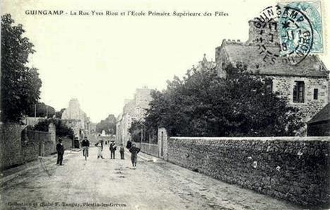 La série « Arrêt sur images » passe par la rue Yves-Riou | Revue de Web par ClC | Scoop.it