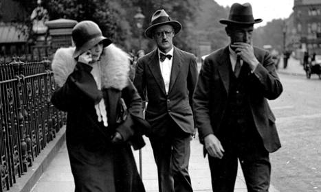 James Joyce letter complains of hounding by press | The Irish Literary Times | Scoop.it