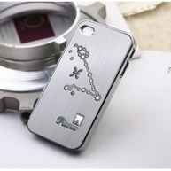 Pisces star sign metallic iPhone 4, 4S protective case | Apple iPhone and iPad news | Scoop.it